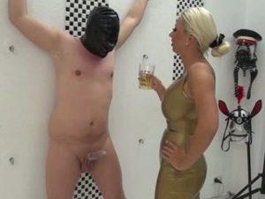 Sex mit Maske