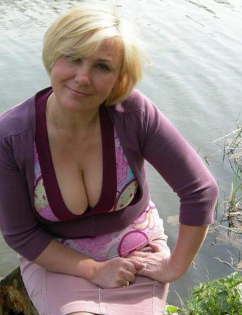 Reife sexgeile Frauen über 40