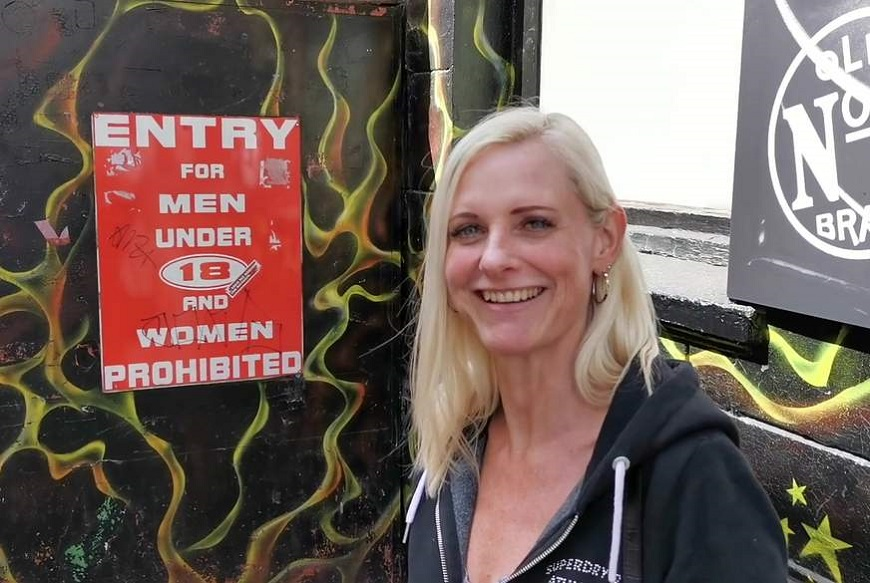Die Hobbyhure von der Herbertstrasse:DirtyTina
